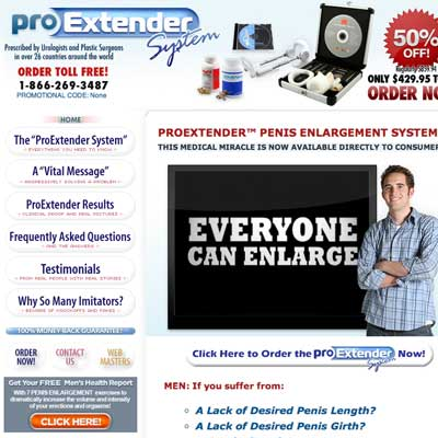 ProExtender   Savings Coupon Code